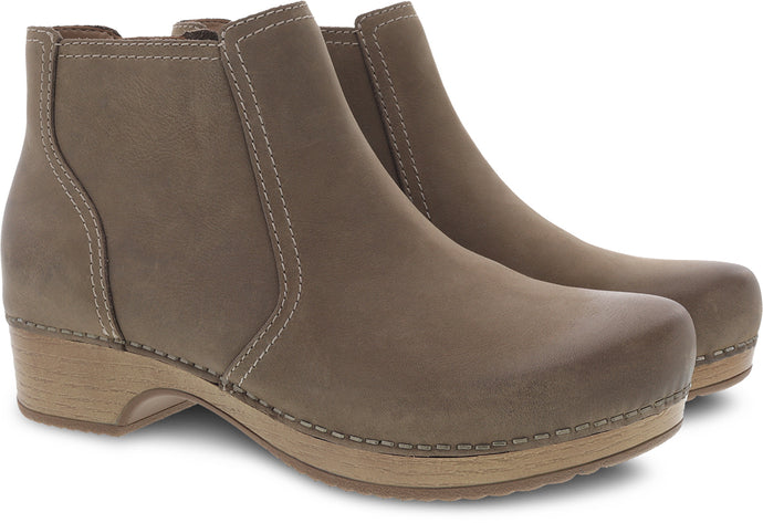 'Dansko' Women's Barbara Burnished Nubuck - Taupe
