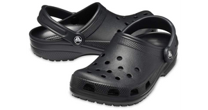 'Crocs' Men's/Women's Classic Clog - Black