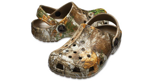 'Crocs' Kids' Classic Realtree Edge™ - Camo Clog
