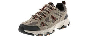 'Skechers' Men's Crossbar - Taupe / Black / Gray