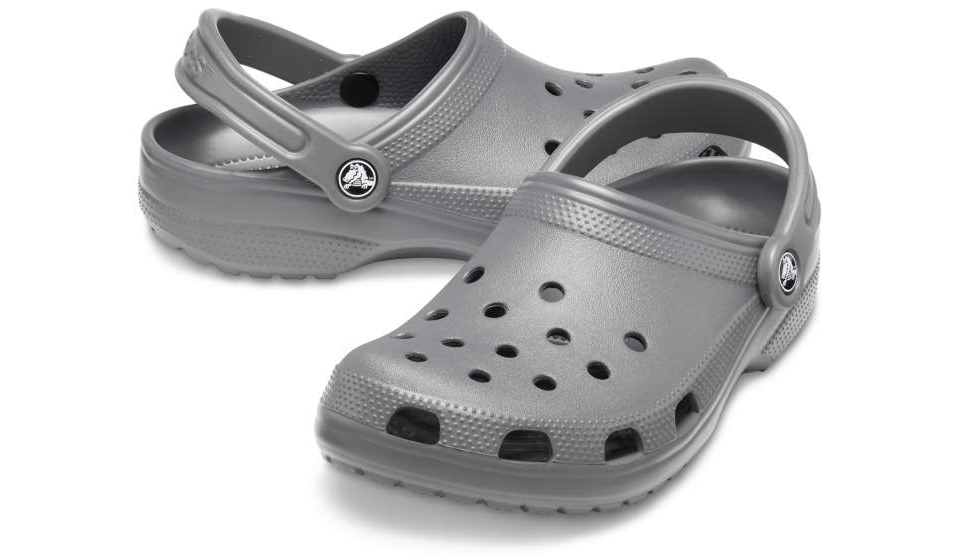 'Crocs' Men's/Women's Classic Clog - Slate Grey