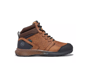 "'Timberland Pro' Men's 6"" Reaxion EH WP Soft Toe Hiker - Brown"