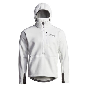 'Sitka' Men's Gradient Hoody - White