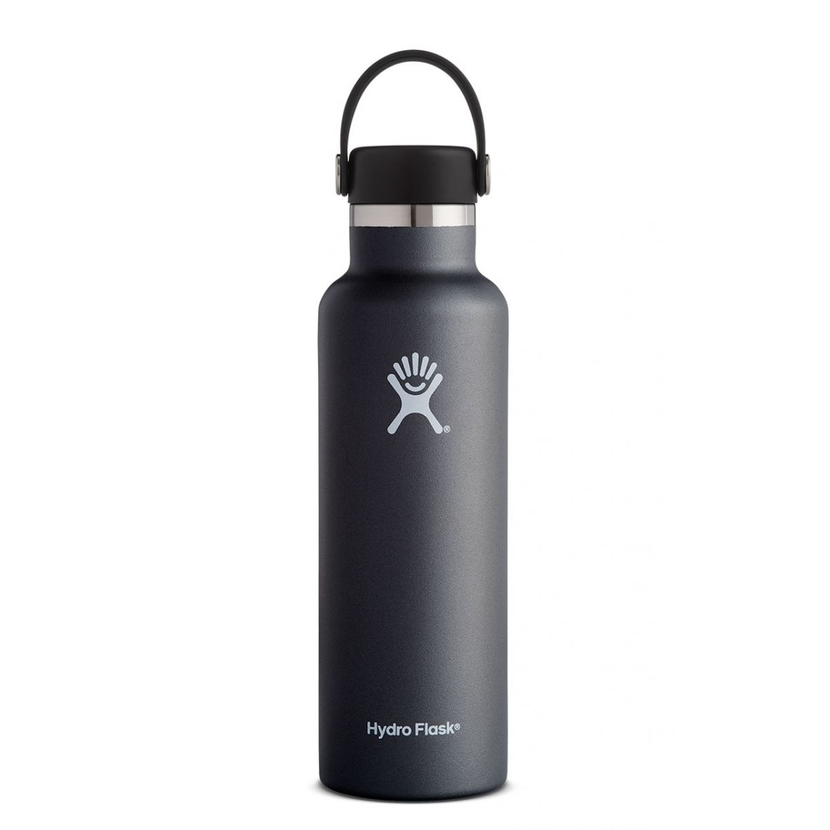 'Hydro Flask' 21 oz. Standard Mouth - Black