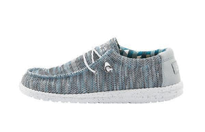 'Hey Dude' Men's Wally Sox Funk - Ice Grey