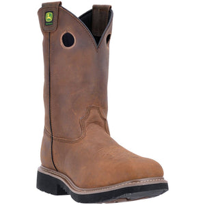 "'Dan Post' JD5301 - 11"" Composite Square Toe - Brown"