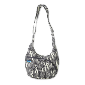'KAVU' Sydney Satchel - Ink Leaf