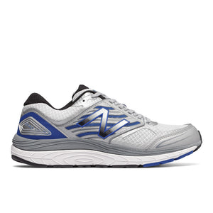 1340v3 Optimum Control - Silver / White / Blue