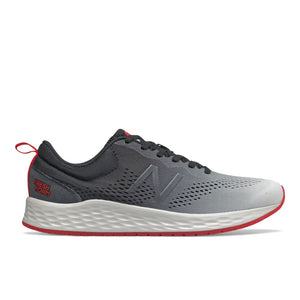 'New Balance' Men's Fresh Foam Arishi v3 - Grey / White