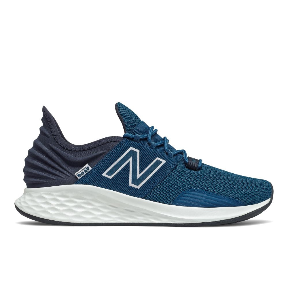 'New Balance' Men's Fresh Foam Roav Knit - Rogue Wave