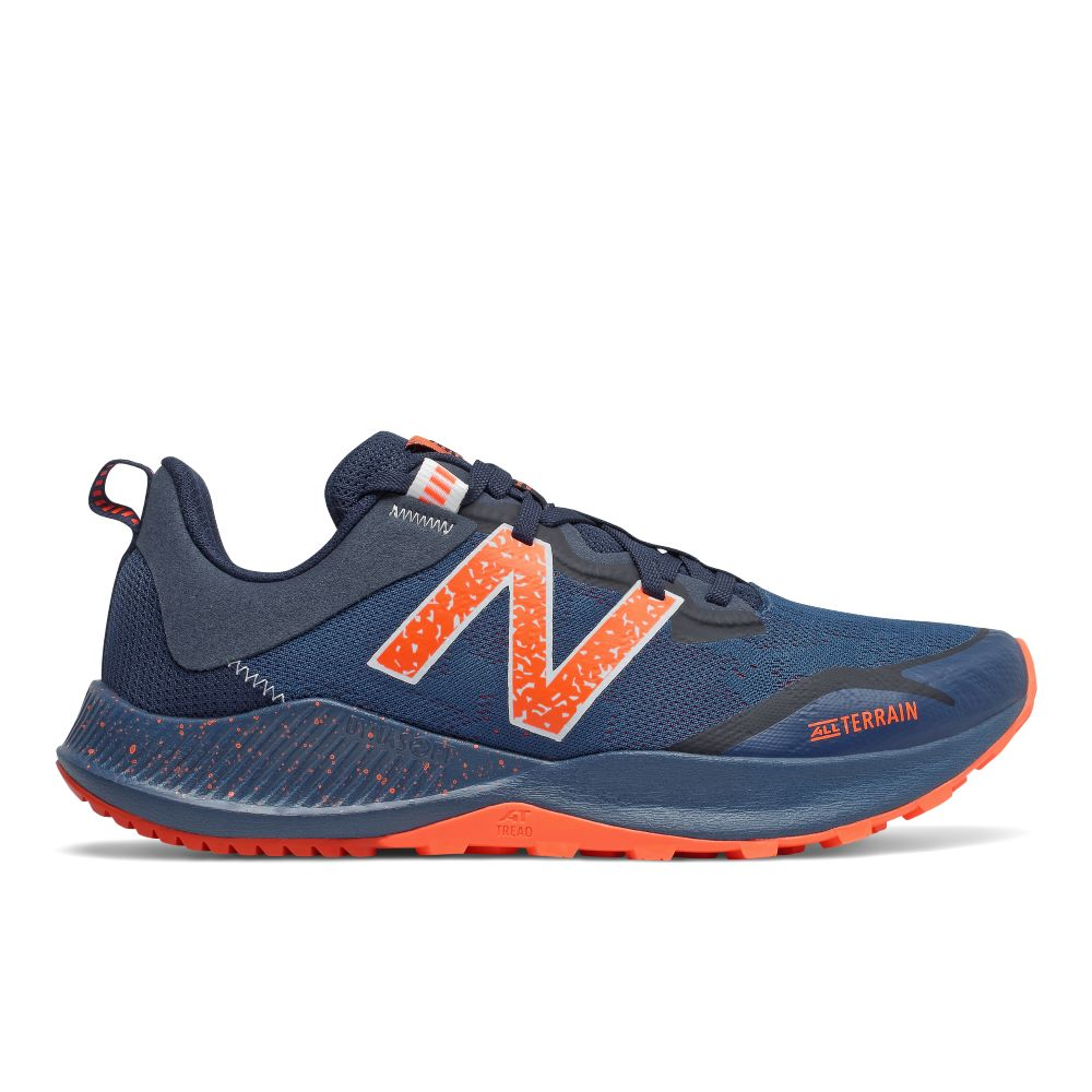 'New Balance' Men's Nitrel v4 - Natural Indigo