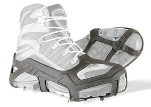 'Korker' Apex Ice Cleat - Black