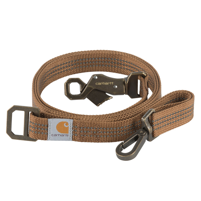 'Carhartt' Tradesman Leash - Carhartt Brown