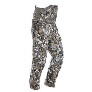 'Sitka' Men's WP Incinerator Bib - Elevated II : Whitetail