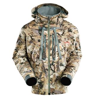 'Sitka' 50119-WL - Waterfowl Delta Wading Jacket - Marsh