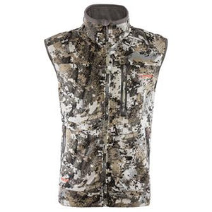 'Sitka' Men's Windproof Stratus Vest - Elevated II