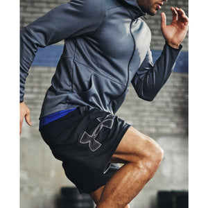 'Under Armour' Men's Tech Graphic Shorts - Black