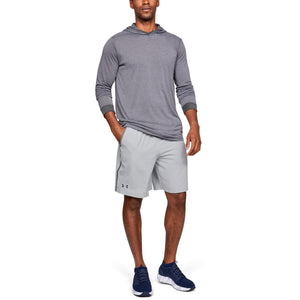 'Under Armour' Men's Qualifier WG Performance Shorts - Mod Grey