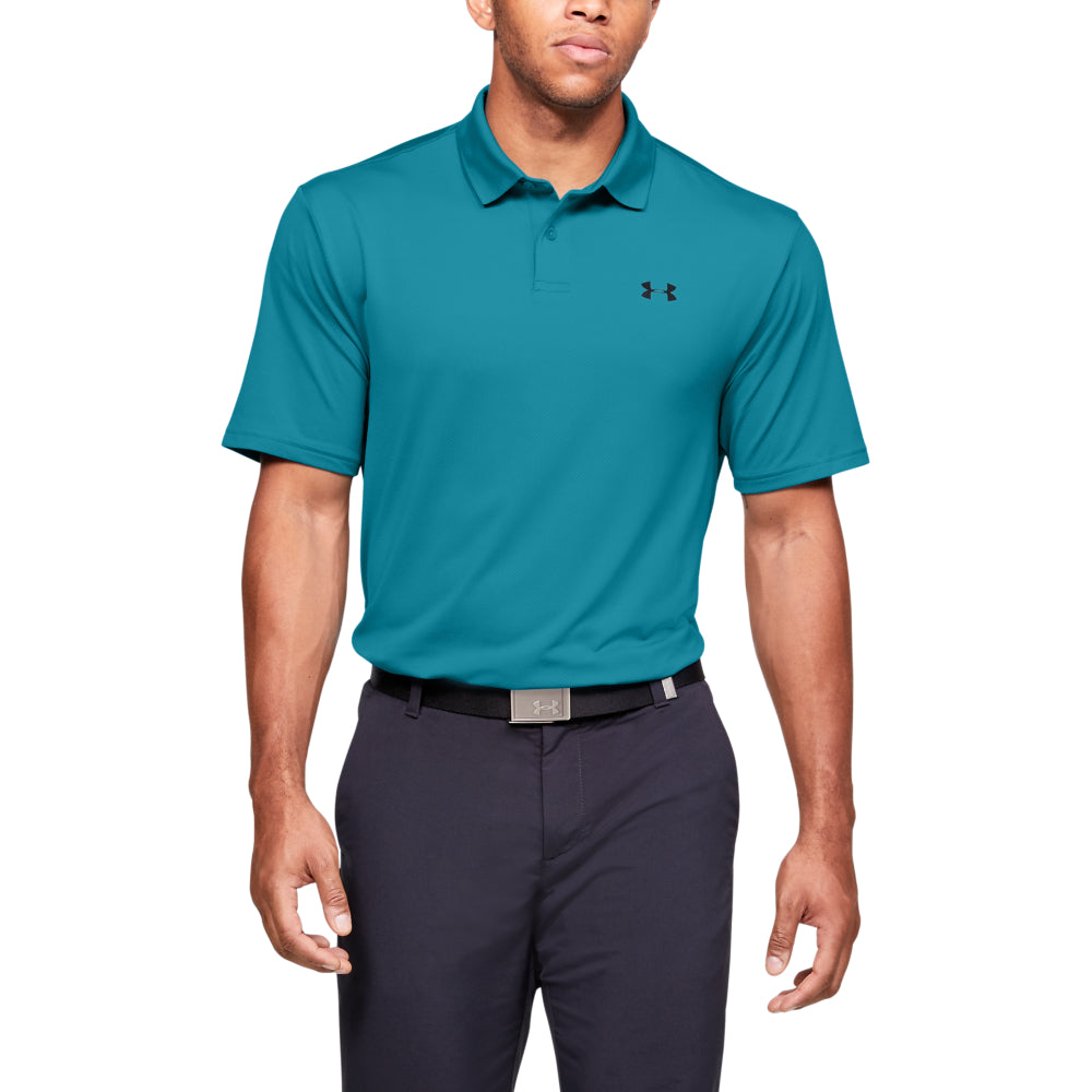 'Under Armour' Men's Performance Textured Polo - Escape