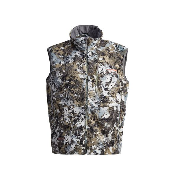 'Sitka' Men's Stratus Vest - Elevated II : Whitetail
