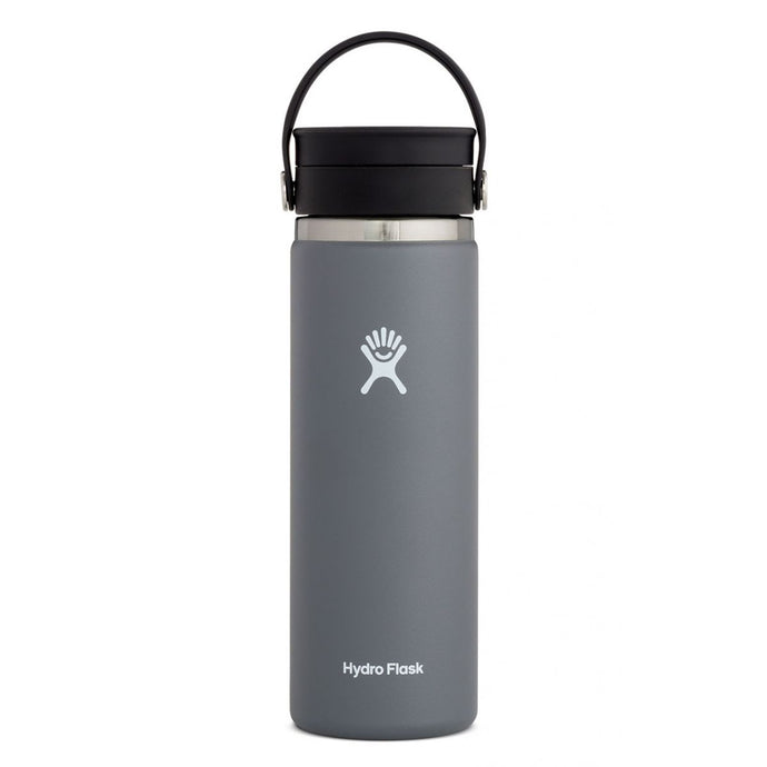 'Hydro Flask' 20 oz. Wide Mouth Sip - Stone