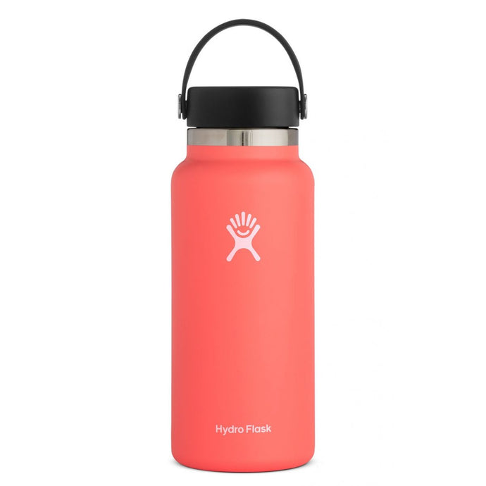 'Hydro Flask' 32 oz. Wide Mouth - Hibiscus