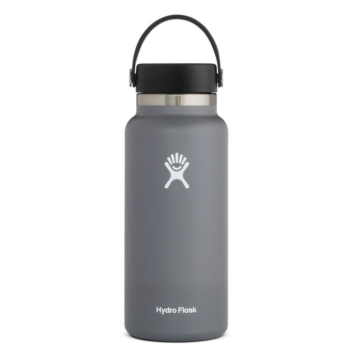 'Hydro Flask' 32 oz. Wide Mouth - Stone