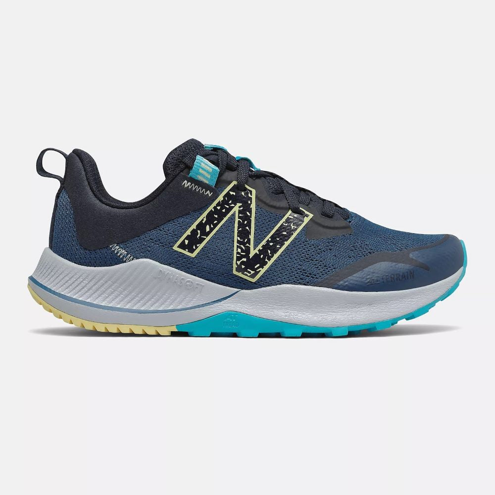 'New Balance' Women's Nitrel v4 - Rogue Wave / Black