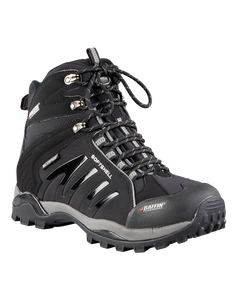 "'Baffin' Men's 6"" Zone Insulated WP Winter Hiker - Black / White"