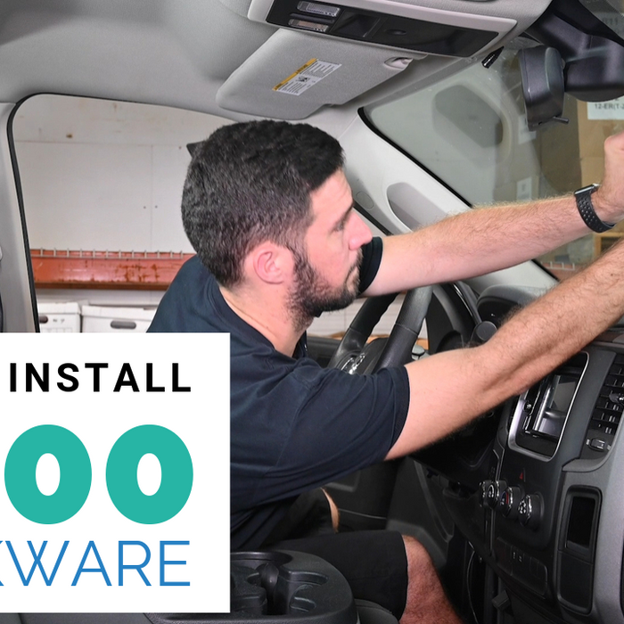 How To Install: Thinkware F800PRO Dash Cam