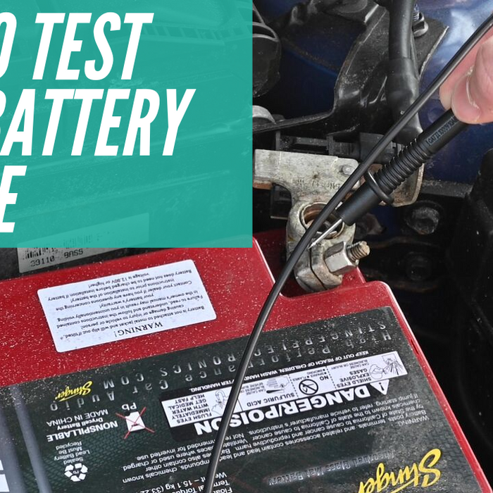 How To: Test Car Battery With A Multimeter