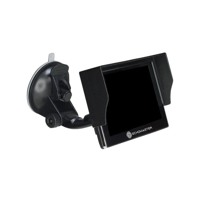 "5"" Dash Mount Digital Slim Monitor"