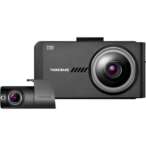 Thinkware X700 - 2 Channel Dash Cam with LCD Touchscreen and GPS - Kit
