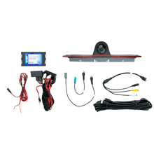Load image into Gallery viewer, Third Brake Light Camera and T-Harness Kit for MB Sprinter Factory Monitor