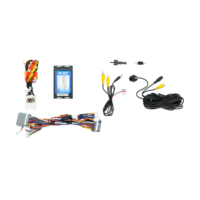 Lip Mount Camera and T-Harness Kit for CDJR Factory