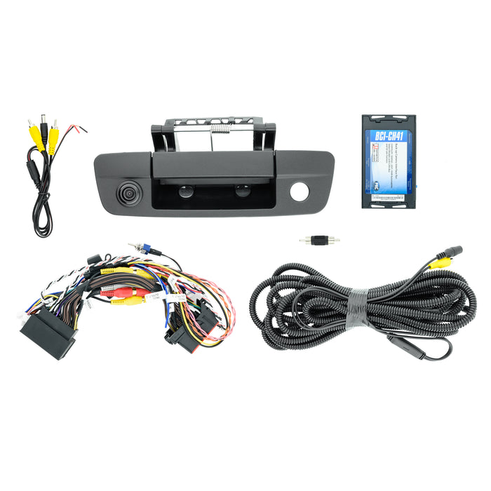 Dodge RAM Backup Camera Kit With Tailgate And Plug-N-Play Interface