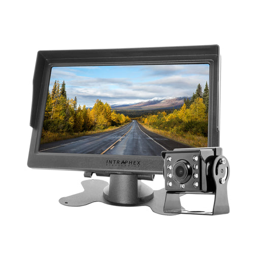 RV Backup Camera With Monitor