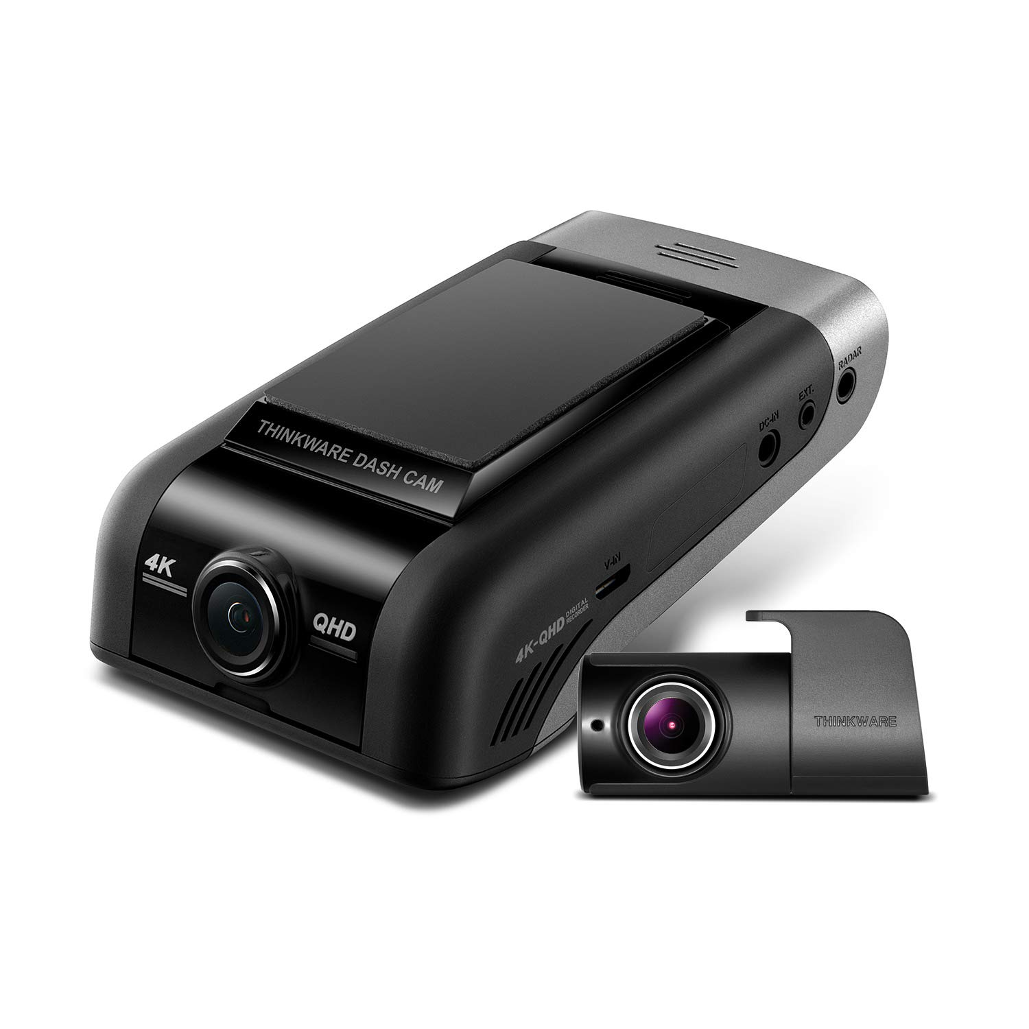 Thinkware U1000 4K Dash Camera with Rear Camera Kit