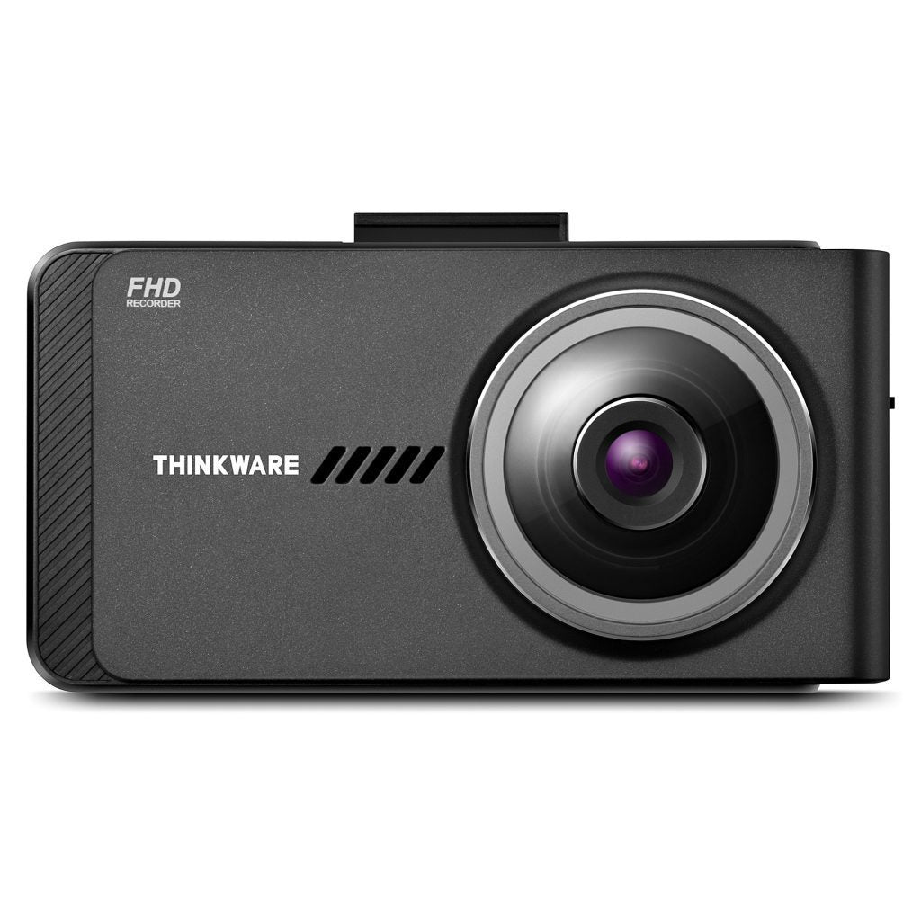 Thinkware X700 2-Channel Dash Cam with LCD Touchscreen