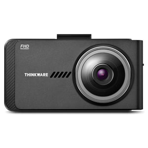 Thinkware X700 - 2 Channel Dash Cam with LCD Touchscreen