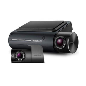 Thinkware Q800PROHC - Premium 2K QHD Dash Cam With Built-In GPS And Wi-Fi - Includes Front And Rear Cameras
