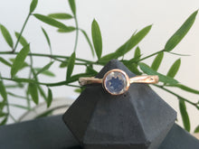 Moonstone Rose Gold Ring