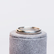 Silver Plain 3mm Court Ring