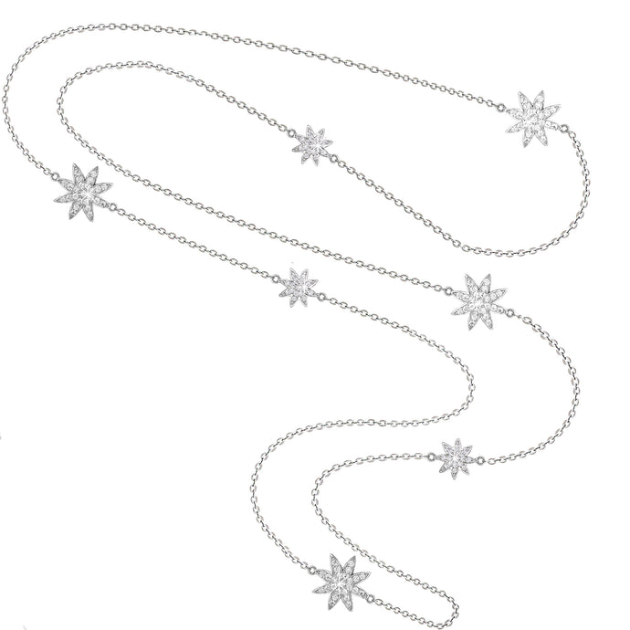 Nova Star Long Necklace