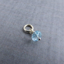 Silver and 9ct Gold Gemstone Charms, Other - Kirsty Taylor Goldsmiths