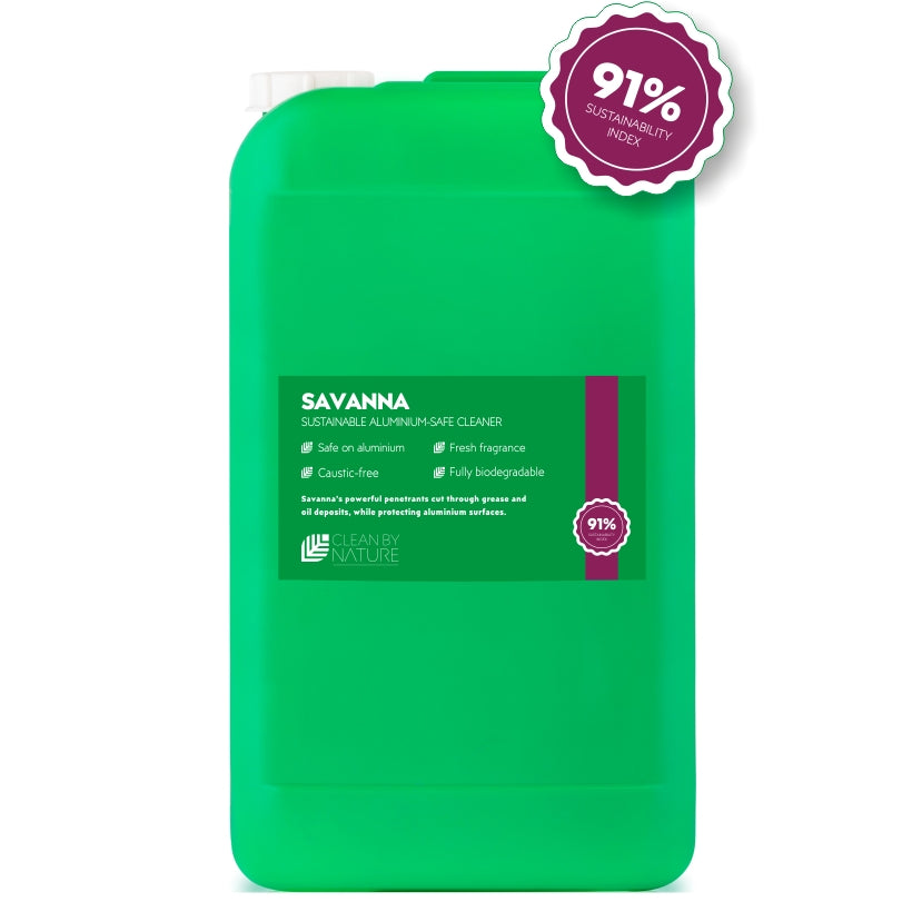 Sustainable aluminium-safe cleaner 12.5L - Clean By Nature