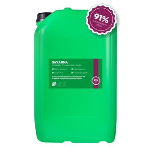 Sustainable aluminium-safe cleaner 20L - Clean By Nature