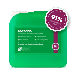Sustainable aluminium-safe cleaner 6L - Clean By Nature