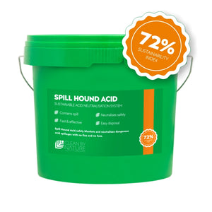 Sustainable acid neutraliser 5L - Clean By Nature