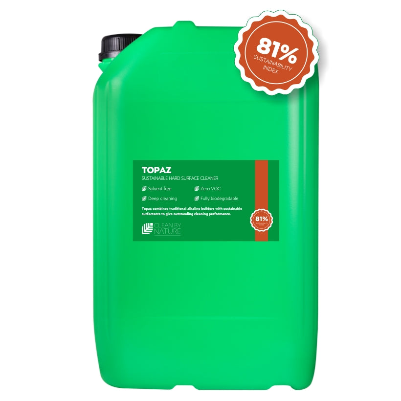 Sustainable hard surface cleaner 20L - Clean By Nature